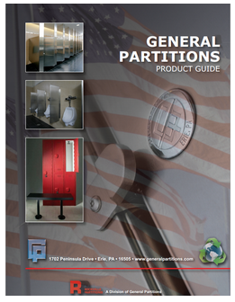 General Partitions Brochure