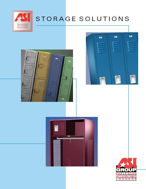 ASI Locker Brochure