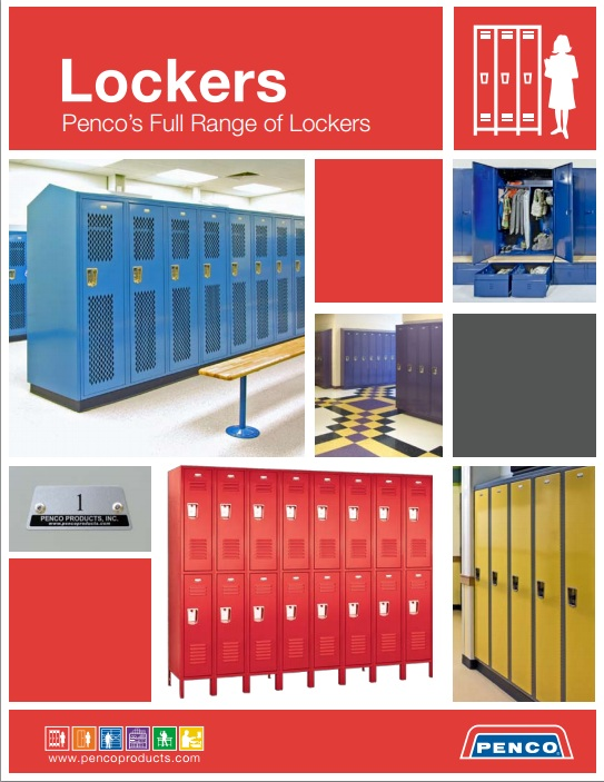 Penco Locker Brochure