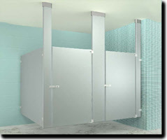 Bobrick Bathroom Partitions Property metpar partitions  partitions plus inc.