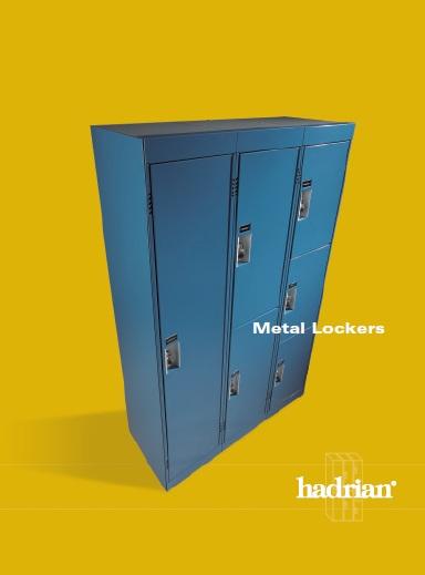 Hadrian Lockers