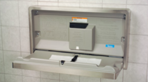 Baby Changing Stations, Paper Towel Dispensers, Soap Dispensers...and Everything In Between.
